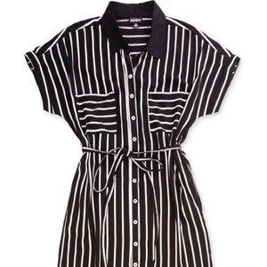 LulaRoe Black and White Dress